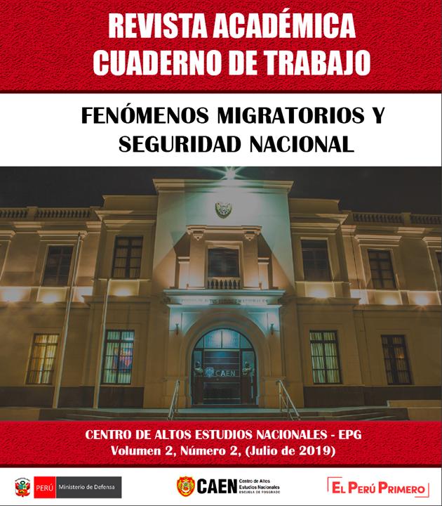 Fenómenos Migratorios y Seguridad Nacional